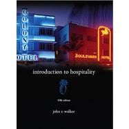 Introduction to Hospitality Value Package (includes NRAEF ManageFirst : Hospitality and Restaurant Management)