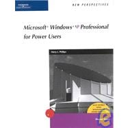 New Perspectives on Microsoft Windows XP Professional for Power Users