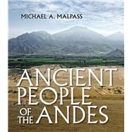 Ancient People of the Andes 9781501700002R