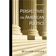 Perspectives on American Politics, 6th Edition