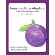 Intermediate Algebra A Graphing Approach Plus MyMathLab -- Access Card Package
