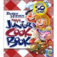 Better Homes and Gardens<sup>&#174;</sup> New Junior CookBook