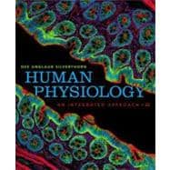 Human Physiology An Integrated Approach Plus MasteringA&P with eText -- Access Card Package