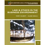Law and Ethics in the Business Environment, 7th Edition