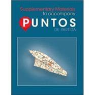 LSC CPS1 (UNIV OF TEXAS AT AUSTIN) : LSC CPS1 (Gen Use) Suppl materials t/a Puntos de Partida 8e