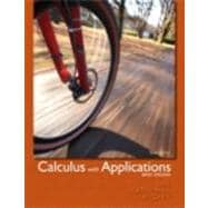 Calculus with Applications, Brief Version plus MyMathLab/MyStatLab -- Access Card Package