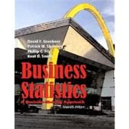 Business Statistics : A Decision Making Approach