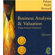 Business Analysis and Valuation: Using Financial Statements Text