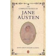 Austen, The Penguin Complete Novels of Jane