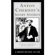Anton Chekhov's Short Stories (Norton Critical Editions)