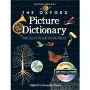 The Oxford Picture Dictionary with Self Test CD-ROM  Self-Test