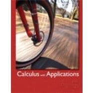 Calculus with Applications plus MyMathLab/MyStatLab -- Access Card Package