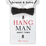 Scratch & Solve® Hangman About Town