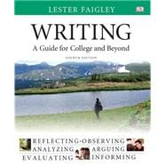 Writing A Guide for College and Beyond Plus MyWritingLab with Pearson eText -- Access Card Package