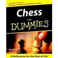 Chess For Dummies<sup>&#174;</sup>