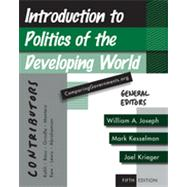 Introduction to Politics of the Developing World: Political Challenges and Changing Agendas, 5th Edition