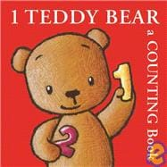 1 Teddy Bear A Counting Book