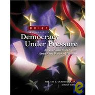 Democracy under Pressure : Brief Edition (Chapters 1-15)
