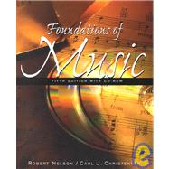 Foundations of Music A Computer-Assisted Introduction (with CD-ROM)
