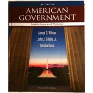 American Government AP Ed