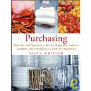 Purchasing: Selection and Procurement for the Hospitality Industry, 6th Edition