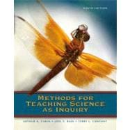Methods for Teaching Science as Inquiry