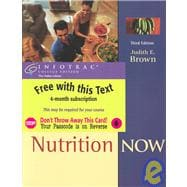 Nutrition Now (with InfoTrac)