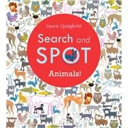 Search and Spot Animals! 9780544540057R
