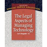 Legal Aspects of Managing Technology, 5th Edition