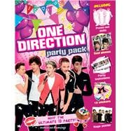 One Direction Party Pack Host the Ultimate 1D Party!