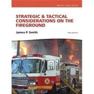 Strategic and Tactical Considerations on the Fireground and Resource Central Fire Student Access Code Card Package