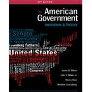 American Government: AP Edition with Fast Track to a 5, 15th Edition