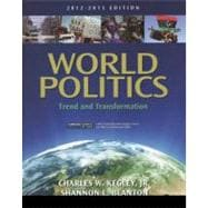 World Politics Trend and Transformation, 2012 - 2013 Edition