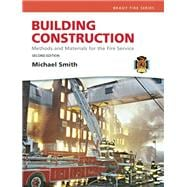 Building Construction : Methods and Materials for the Fire Science and Resource Central Fire Student Access Code Card Package