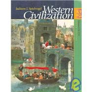 Western Civilization Volume I: To 1715 (with InfoTrac)