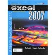 Benchmark Excel 07 XP L1 & L2 with Data CD