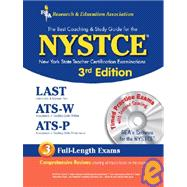 NYSTCE - New York State Teacher Certification Exams : Preceding Book plus Software (CD for Windows)