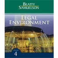 Legal Environment, 4th Edition