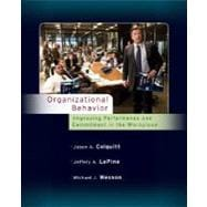 Organizational Behavior: Improving Performance and Commitment in the Workplace Organizational Behavior