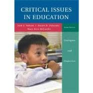 Critical Issues in Education : Dialogues and Dialectics with Powerweb Card