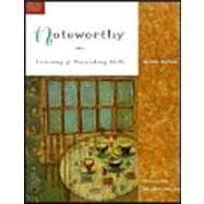 Noteworthy Listening & Notetaking Skills