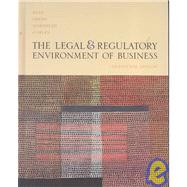 Legal and Regulatory Environment of Business w/YBTJ DVD and OLC with Powerweb