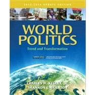 World Politics Trend and Transformation, 2013 - 2014 Update Edition