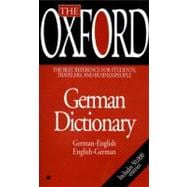 Oxford German Dictionary : German-English, English-German
