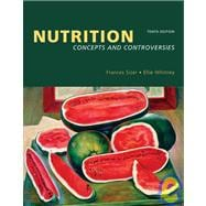 Nutrition : Concepts and Controversies (Pyramid Update with Nutrition Connections CD-ROM and InfoTrac)