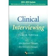 Clinical Interviewing: 2012-2013 Update