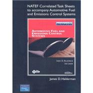 NATEF Correlated Task Sheets for Automotive Fuel and Emissions Systems, Automotive Fuel and Emissions Control Systems