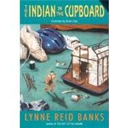 Indian in the Cupboard 9780380600120R