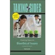 Taking Sides: Clashing Views on Bioethical Issues, Expanded