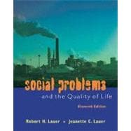 Outlines & Highlights for: Social Problems and the Quality of Life